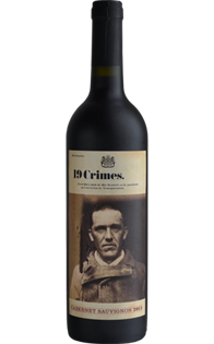 19 Crimes Cabernet Sauvignon 2015 750ml